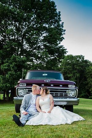 Ashley & Trevor's Wedding