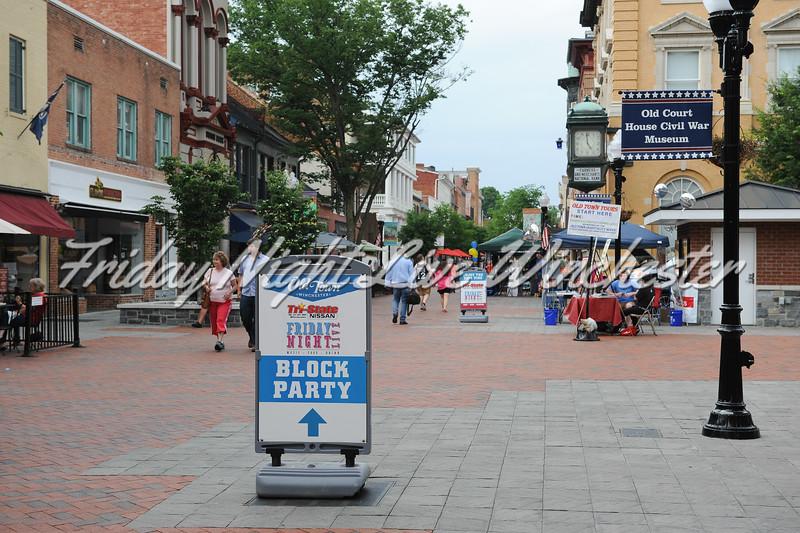 2015  Old Town  Winchester Festival Events, Winchester VA
