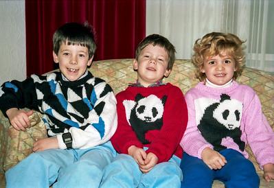 Family 1980s