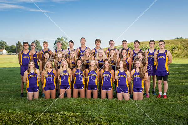 Cross Country Team 2017