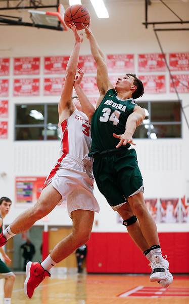 Clutch free throws by Corey Tripp lift Medina over Wadsworth