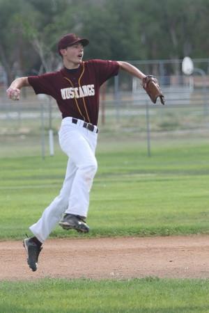 Mustang  Baseball  Aug. 24, 2018