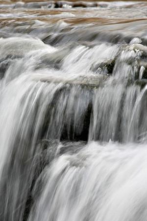 Waterfalls on Mill Creek