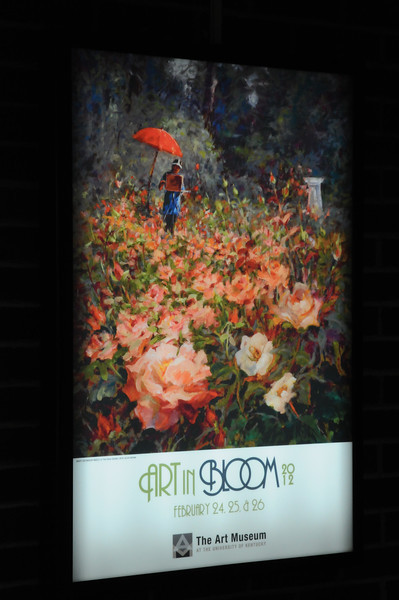 Art in Bloom and Luncheon Feb 2012
