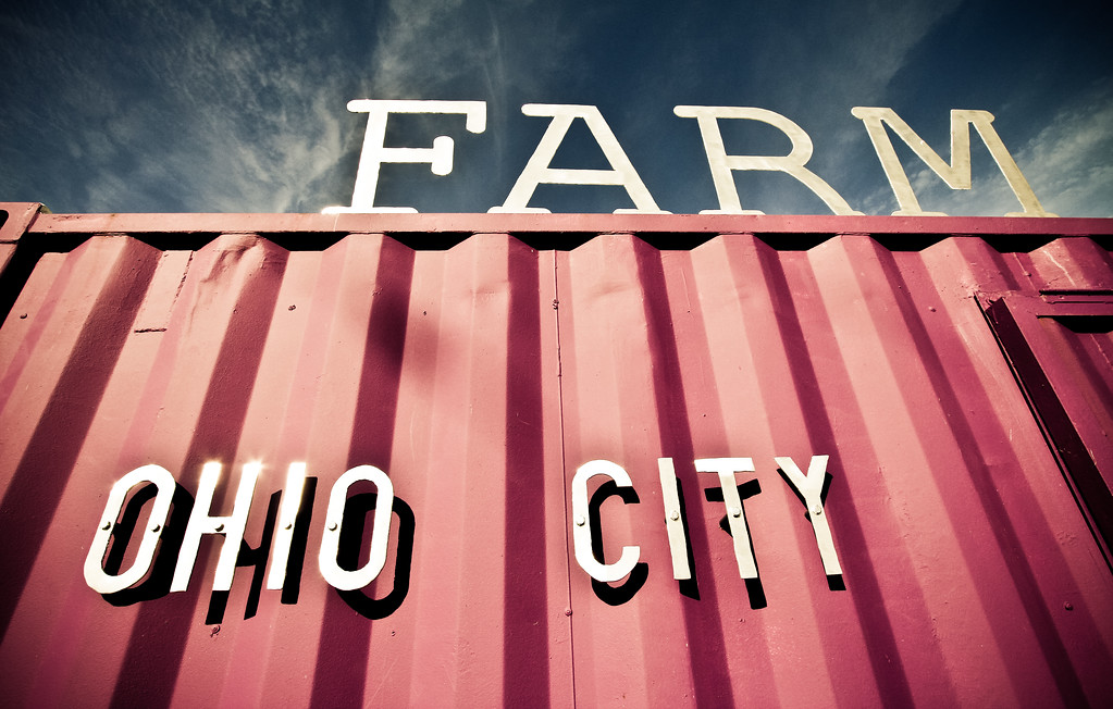 Farm Stand, Ohio City, Cleveland