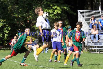 Boys JV Soccer / Oak Harbor