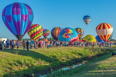 2019 Adirondack Balloon Festival