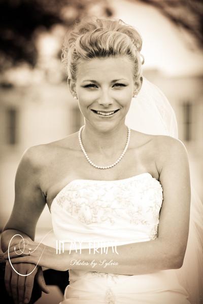 Casondra Santacroce Bridal Portraits
