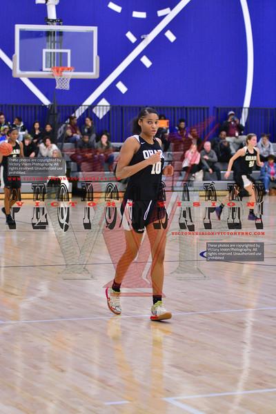 Cardinal O'Hara (NY) Girls Varsity Basketball 12-13-19 | She Got Game