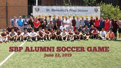 2019 Alumni Soccer Game