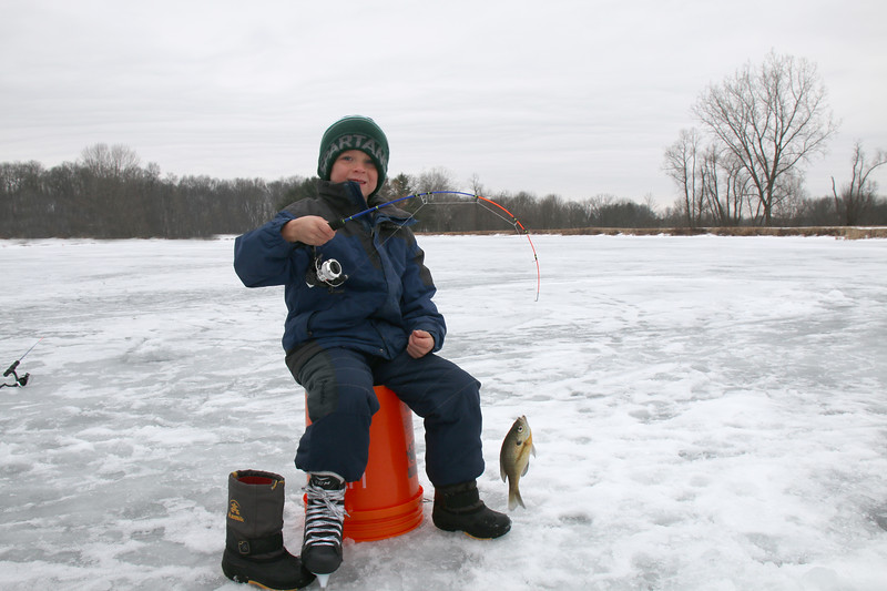 Ice Fishing