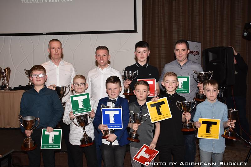 Tullyallen Karting Club 2018 Awards Presentation - By Aoibheann Buckley
