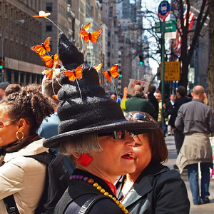 Easter Parade, Central Park 2010