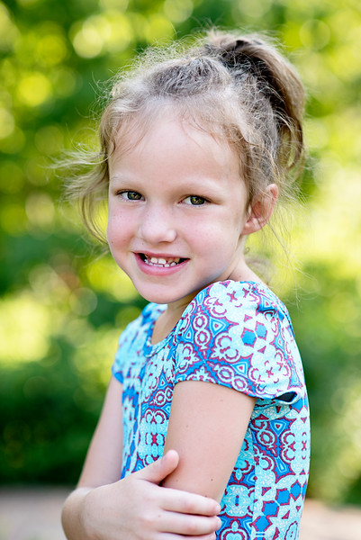 Williamsport Child Photographer : 8/28/16 Madison is FIVE!