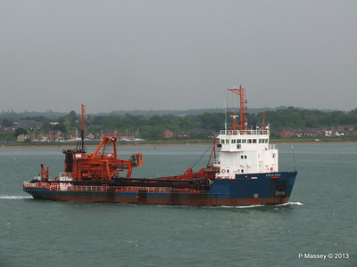 2013 Other Tugs, Dredgers and Barges