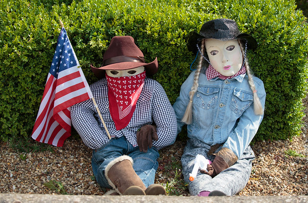 2015 Scarecrow competition