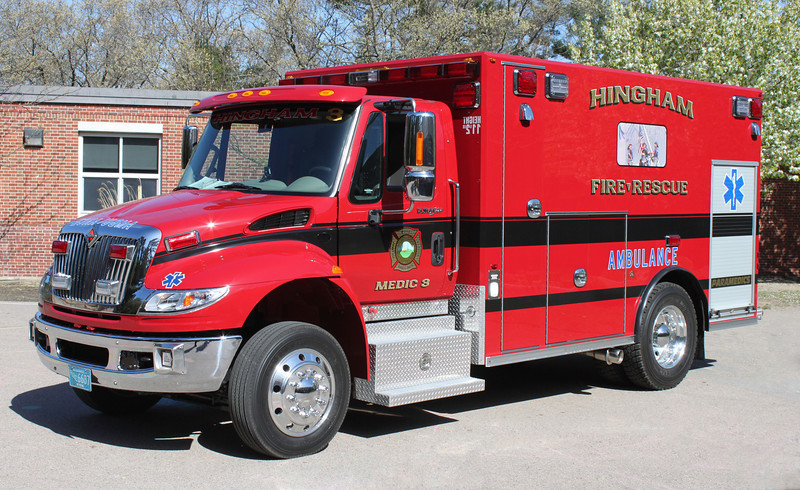 Medic 3 2013 International/Osage