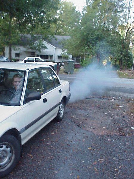 smoke screen mod...