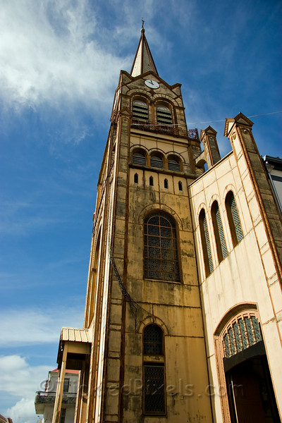 Cathédrale St-Louis, Fort-De-France