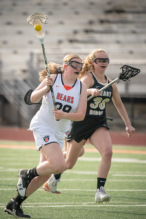 WBL Girls JV Lacrosse -V- East Ridge 2019
