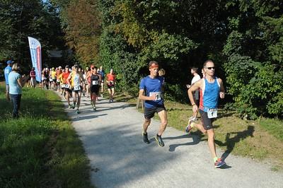 5. Sri Chinmoy 6 Stunden-Lauf München 2016