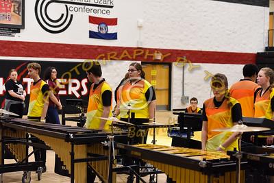Joplin Hs- Percussion