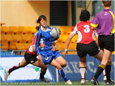 香港女子七人制-台灣 VS 日本(HKWR7s-TWN vs JPN)