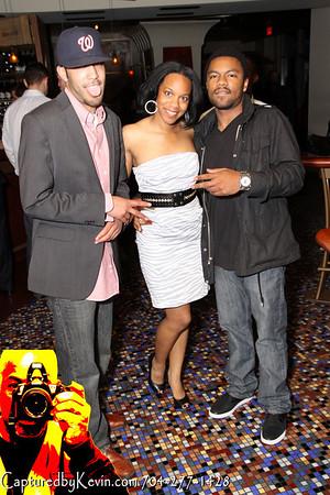 Big Pat Bornday @ Blue Restaurant March 26, 2010