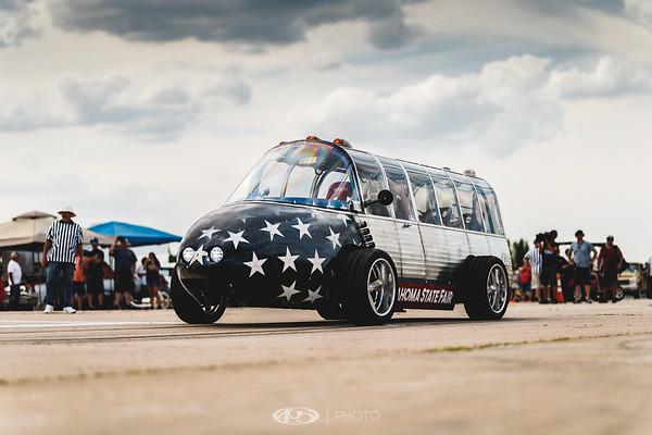 2018 Kustom Kemps of America Leadsled Spectacular Car Show