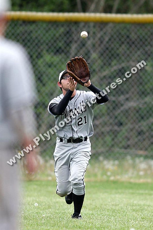 2012 - Baseball - Plymouth vs. Stevenson - Varsity - May 4