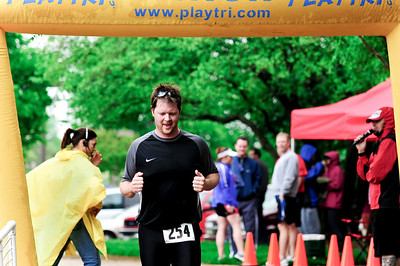 King Tut Triathlon April 18, 2010 Running 2nd Camera