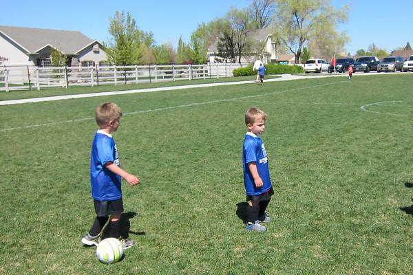 Scorpions Soccer Team