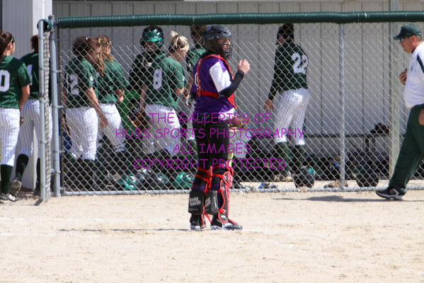 2009 KISHWAUKEE COLLEGE SOFTBALL vs ILLINOIS VALLEY CC