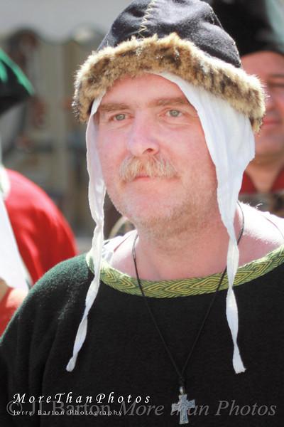Medieval Festival in Eggenburg, Lower Austria