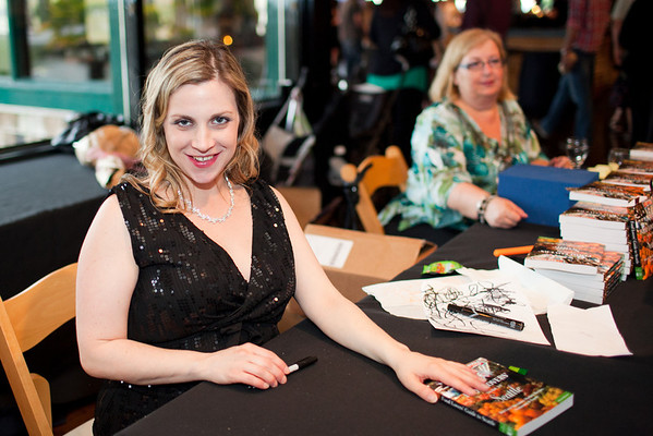 Keren Brown's Book Release Party - Food Lovers Guide to Seattle