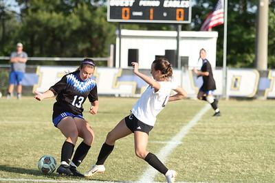 SCHS vs. EBHS girls soccer