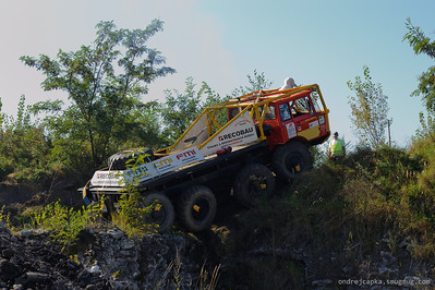 Truck Trial Kladno 2011