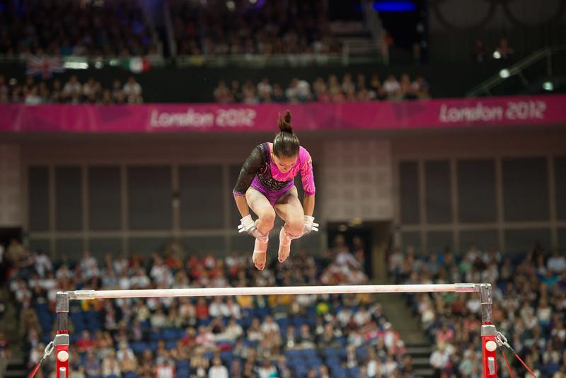 __02.08.2012_London Olympics_Photographer: Christian Valtanen_London_Olympics__02.08.2012_D80_4427_final, gymnastics, women_Photo-ChristianValtanen