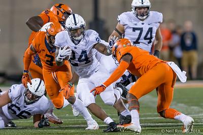 2018-09-21 | Penn State @ Illinois