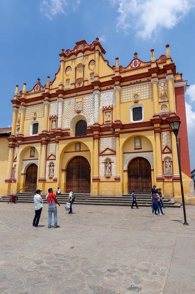Cathedral of San Cristobal de las Casas