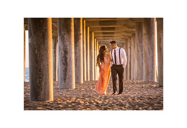 Caroline + Brian