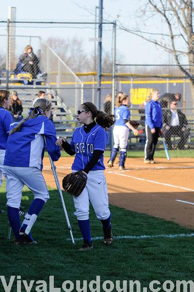 Varsity Softball- THS vs LCHS March 29- By Chris Anderson