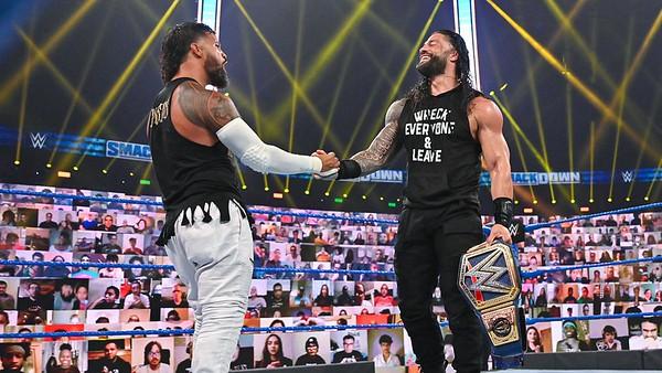 Roman Reigns - Digitals/ Smackdown, Sept 18, 2020