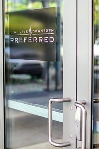 L.A. LIVE Preferred Signage