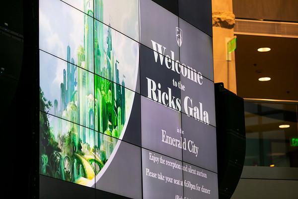 Ricks Gala 2018