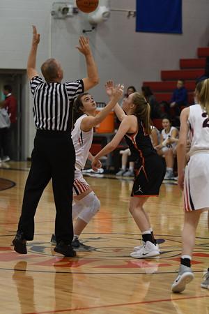 Varsity Girls Basketball vs Beatrice