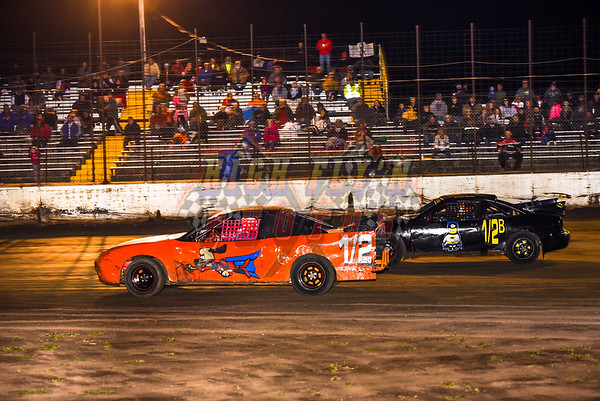 10-8-2016  SPORT COMPACTS  I-35 SPEEDWAY
