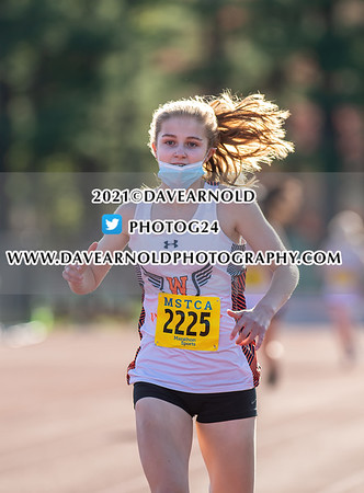 5/6/2021 - Girls Varsity Track - Walpole vs Needham