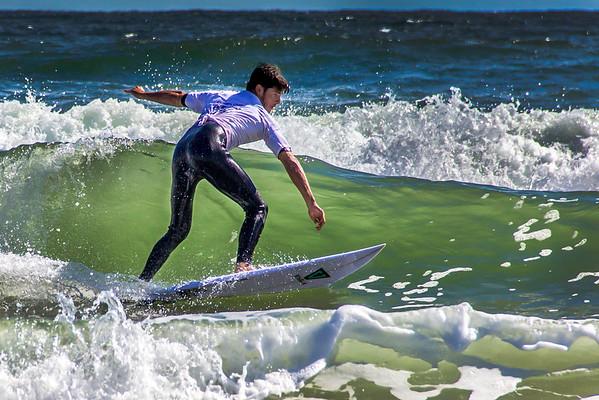 Belmar Surfing 2014