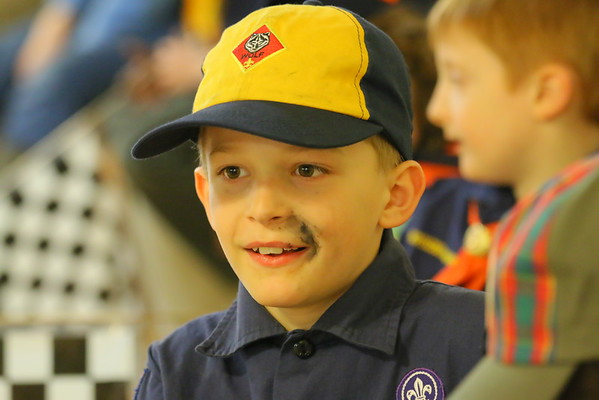 Pinewood Derby,  Cub Scout Pack #220